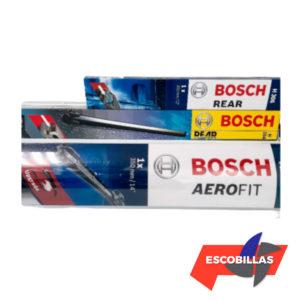 Escobillas marca Bosch (el par)